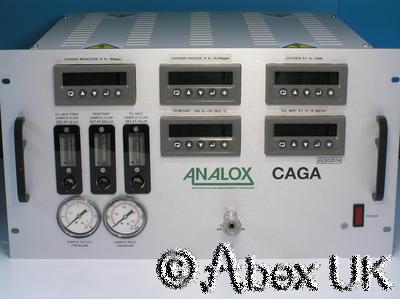 Analox SA1-Z80 CAGA Compressed Air Gas Analyser SCUBA?
