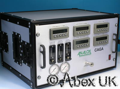 Analox SA1-Z80 CAGA Compressed Air Gas Analyser SCUBA?