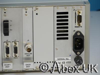 Apogee Labs MITC-430 Falcon Mux/Demux ADC8 2030 DAC8 2031 MUX9 2016 OC31F 2027