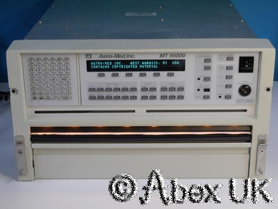 Astro-Med MT95000 Multi Channel Recorder