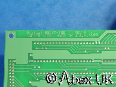 IOTech DIGITAL488 OEM-102 GPIB Digital I/O Interface Card