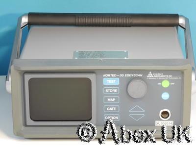Staveley Instruments NORTEC-30 Eddyscan Metal Flaw Detector / Scanner