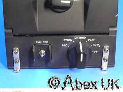TEAC V-80AB-F Ruggedised Hi-8 Video Recorder Spares or Repair