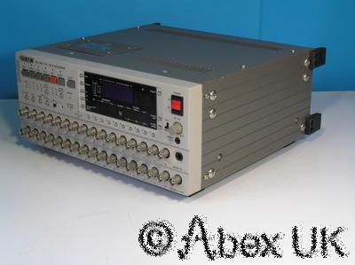 TEAC RD-145T DAT Data Recorder Spares or Repair