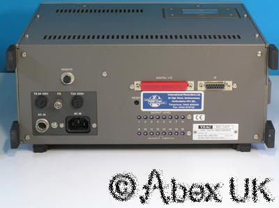 TEAC RD-145T DAT Data Recorder Spares or Repair