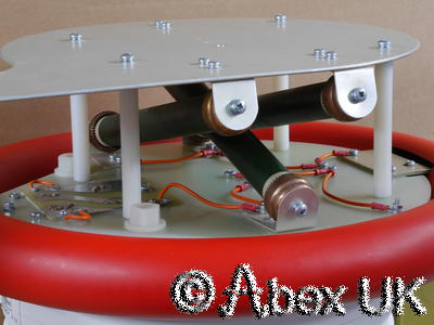 Advance Hivolt OL8000 100kV Stack AMAT 1140-98033 Applied Materials Hitek