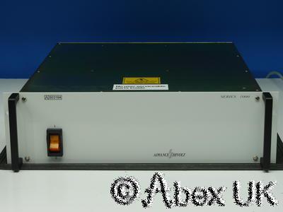 Advance Hivolt (Hitek) OL1000/103/04 -10kV 100mA Power Supply AMAT A1018860 / 1140-90115