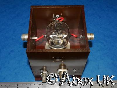 Kilovac (Tyco) H-17 SPDT Vacuum Relay 25kV 30A 12V Coil