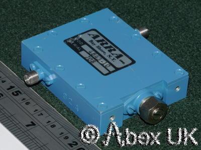ARRA 4843-10 Variable (Preset) Attenuator, 10dB