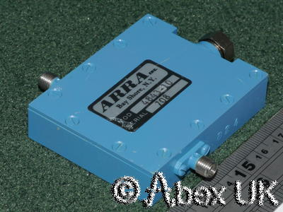 ARRA 4843-10 Variable (Preset) Attenuator, 10dB