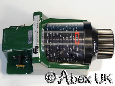 Flann Microwave 27110 WG27 / WR10 Rotary Vane Attenuator 73.8 - 112GHz