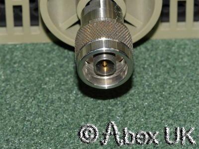 HP (Agilent) 8498A 25 Watt 30dB 18GHz Type N Attenuator