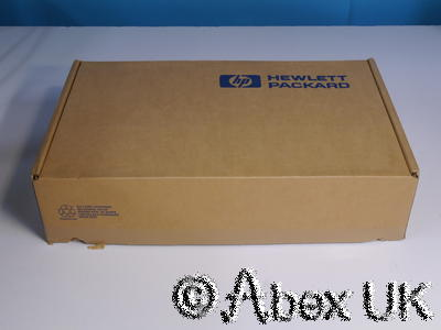 HP (Agilent) 8494G Step Attenuator, 0-11dB, 1dB Steps with Calibration NOS