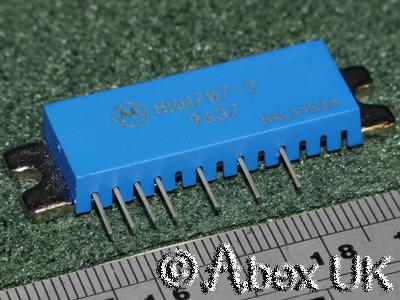 Motorola MHW707-2 7W RF Power Amplifier Module 430-480MHz 70cm NOS