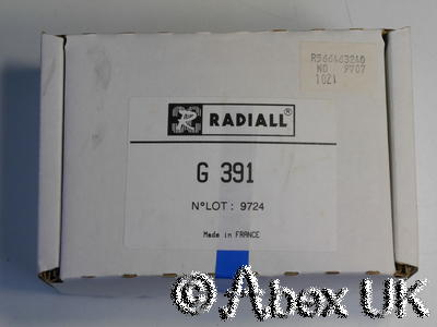 Radiall R566463240 Mechanical Trasfer Microwave RF Switch SMA 18GHz 28V NOS