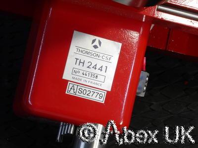 Thomson TH2441 4.4-5.0GHz Klystron Microwave Amplifier 1.3kW (NOS) (1)