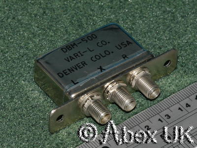 Vari-L DBM-500 Double Balanced Mixer 1.7 - 4.2GHz +7dBm SMA
