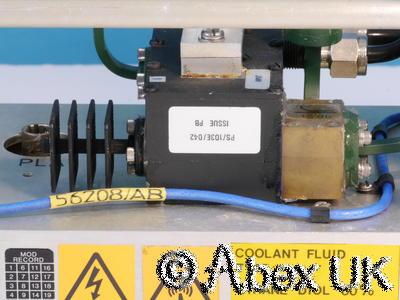 Varian (CPI) VKE2436L1 EIO Klystron Oscillator 75GHz / 4mm 70 Watt CW