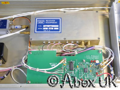 Thorn EMI Varian MS3320 Microwave Receiver Head Unit 0.5 - 2GHz