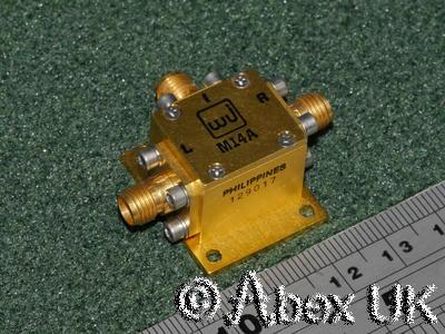 Watkins Johnson M14A Double Balanced Mixer 6.0 - 14.0GHz +7dBm SMA