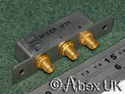 Watkins Johnson M1H Double Balanced Mixer 1.8 - 6.2GHz +7dBm