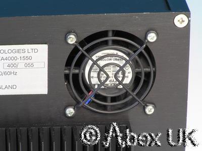 BTD EFA4000 Erbium Fiber Amplifier 25dB Gain 20mW 1480-1562nm