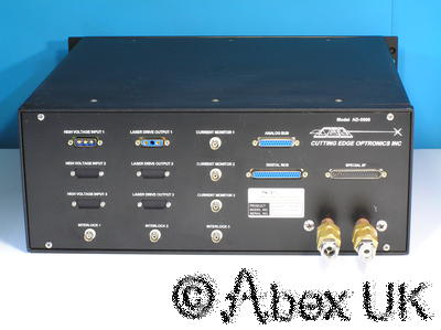 CEO Cutting Edge Optronics AD-3000 High Power Laser Diode Driver