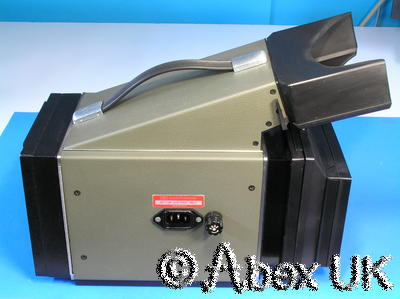 HP (Agilent) 197A Oscilloscope Camera Polaroid Excellent Condition And Working