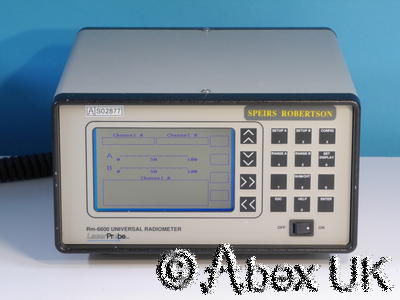 Laser Probe (Precision) RM-6600 Universal Radiometer (Power / Energy Meter) (2)