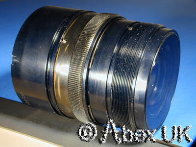 XX1080 Fast Objective Lens 50mm F1.0 Night Vision Low Lux  (Grade A)