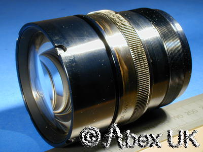 XX1080 Fast Objective Lens 50mm F1.0 Night Vision Low Lux  (Grade B)