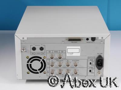 Mitsubishi CP700 Colour Video Printer (Circuits, Security, medical etc)