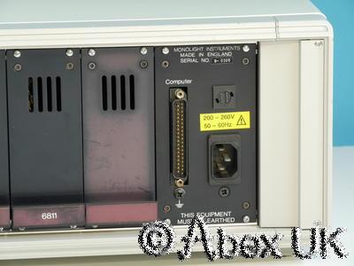 Monolight 6800 Optical Spectrum Analyser Controller 6810 6830