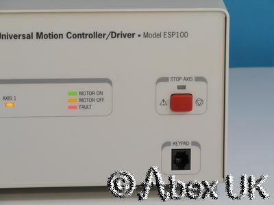 Newport ESP100 Motion Controller / Driver