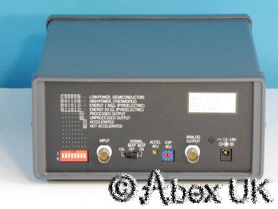 Newport 1825-C Laser Power Energy Meter (Universal Input Diode Thermopile Pyro)