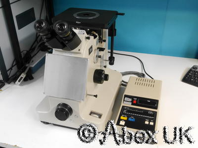 Nikon EPIPHOT Metalurgical Inverted Microscope Complete VERY NICE