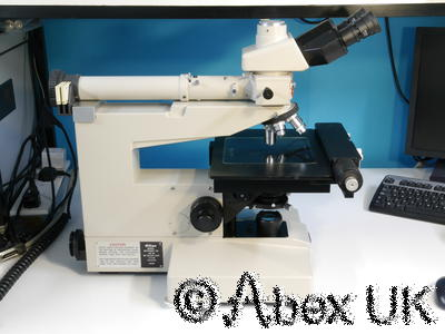 Nikon OPTIPHOT 88 Inspection and Measuring Microscope