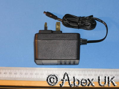 TWO Philips XX1080 50mm Image Tubes EHT PSU and UK Mains Adaptor