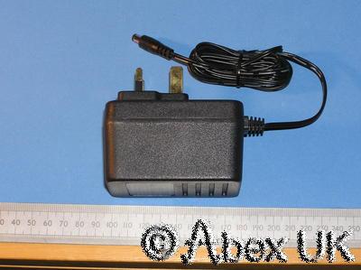 TWO Philips XX1080 50mm Image Tubes EHT PSU and UK Mains Adaptor