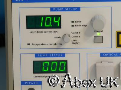Photonetics (Anritsu) BT-17 Erbium Fiber Amplifier 25dB Gain 50mW 1525-1560nm