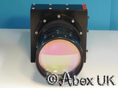 Germanium / Zinc Selenide Thermal Imager Lens Medium Wave
