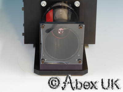 Germanium / Zinc Selenide Thermal Imager Lens Medium Wave