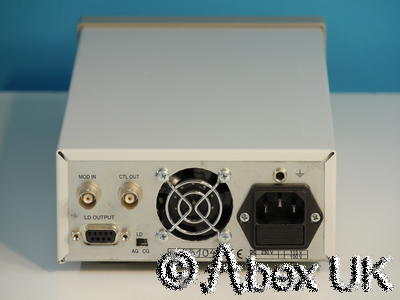 Profile (Thor Labs) LDC210 1A Laser Diode Controller (1)