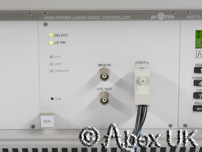 Profile MLS2000 Laser Diode Driver High Power 30A (2)