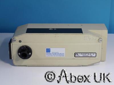 Redlake Fastax 2 Model 46 High Speed Camera