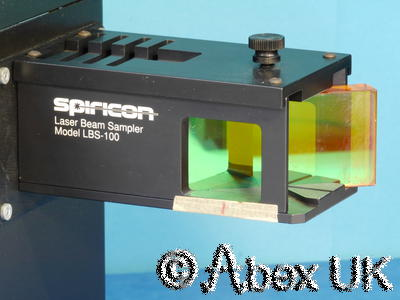 Spiricon Pyrocam 1 Chopper Sampler Thermal Laser Profiling Camera