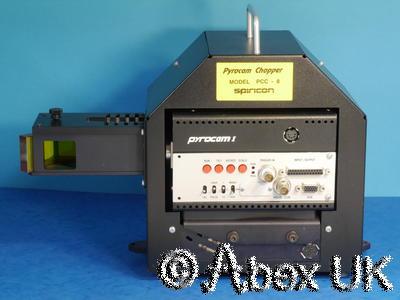 Spiricon Pyrocam 1 Chopper Sampler Thermal Laser Profiling Camera