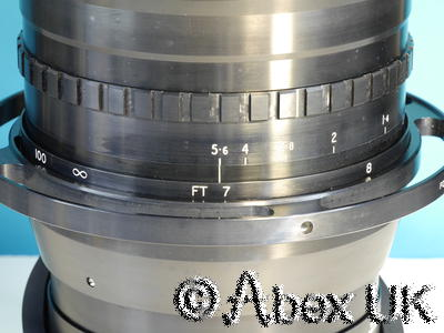 200mm F1.0 Germanium Thermal Imager Lens Rank Taylor IRTAL Super-Fast Objective