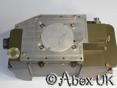 Thales Osprey V61-2595-01 Thermal Imager FV2104601 Germanium Lens TICM