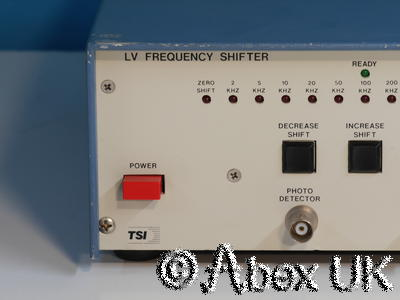 TSI 9186A Frequency Shifter